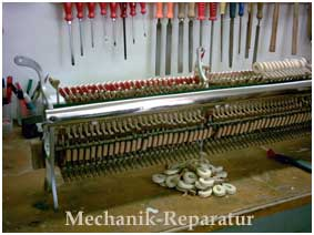 Mechanik Reparatur